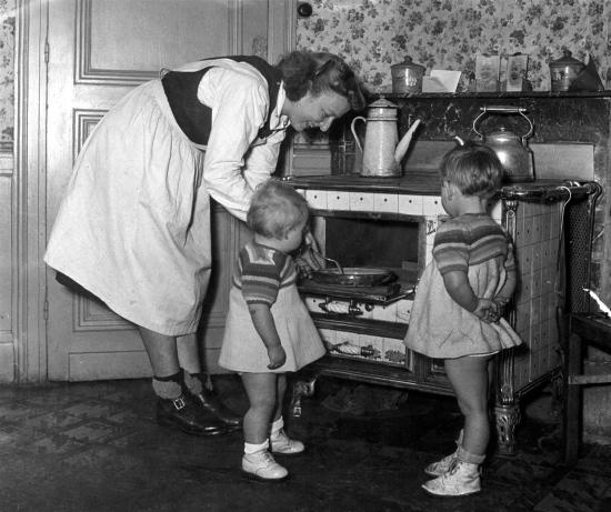 Erziehung In Den 50er Jahren