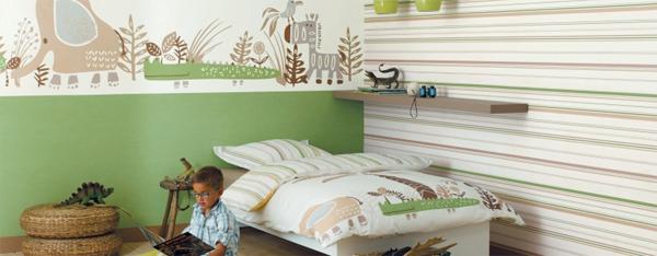 Ausgefallene Tapeten Bord?ren : Fantasyroom: Abtauchen in eine Traumwelt der Kinderzimmer – mamazine