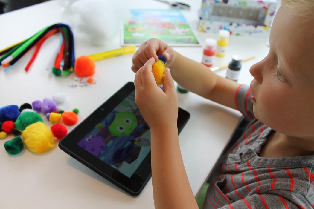 Basteln Mit Einem Amazon Instant Video Für Kinder