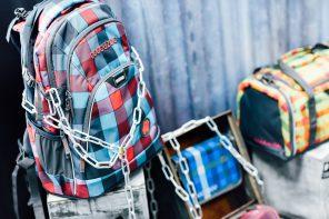 Wir nehmen's Huckepack: Vom Sportbeutel bis zum Rucksack mit Coocazoo
