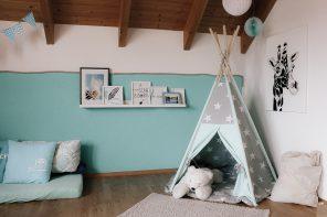 Tolle Farben fürs Kinderzimmer: So individuell wie jedes Kind!