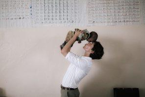 Selbstverständlich gesund ins Leben starten – PAMPERS für Unicef!