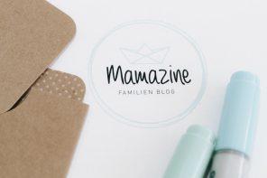 Vom Herz zum Boot – Das neues CI von mamazine Familienblog