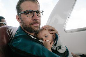 Auch weit weg ganz nah: Unterwegs mit dem BabyCarrier von Stokke