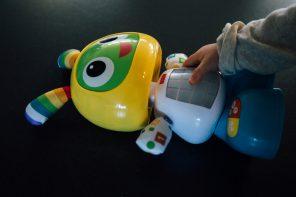 Die Suche nach Geschenkideen für Kleinkinder – Spiel und Spaß BeatBo von Fisher-Price