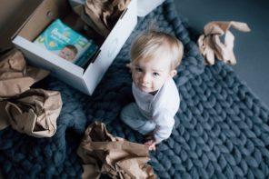 Entspannt durch die Nacht: Trocken bleiben mit Pampers Baby-Dry