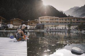 Schwestern- & Kindzeit im Feuerstein Nature Family Resort in Südtirol